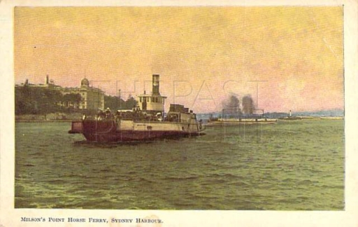 milsons point horse ferry watermarked