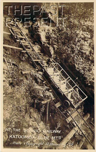 The Scenic Railway Katoomba Blue Mountains Front copy