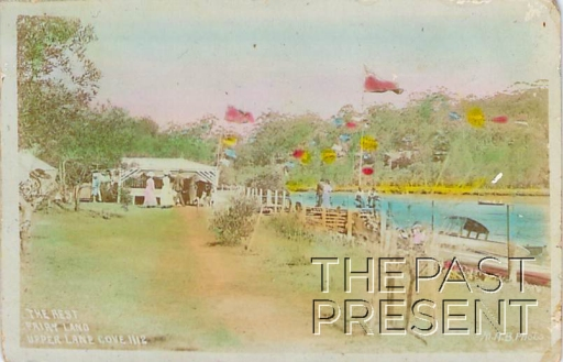 Postcard of 'The Rest, Fairyland'