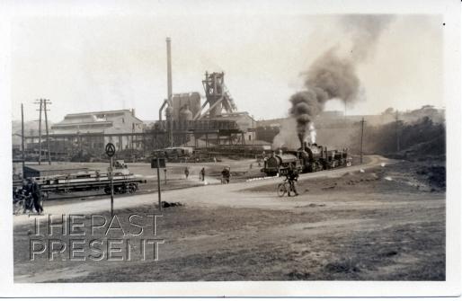 BHP Steelworks Newcastle