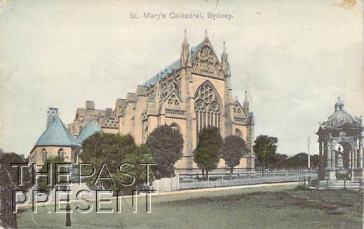 St Mary's Cathedral Front copy