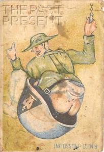 Finito Mussolini Front 2
