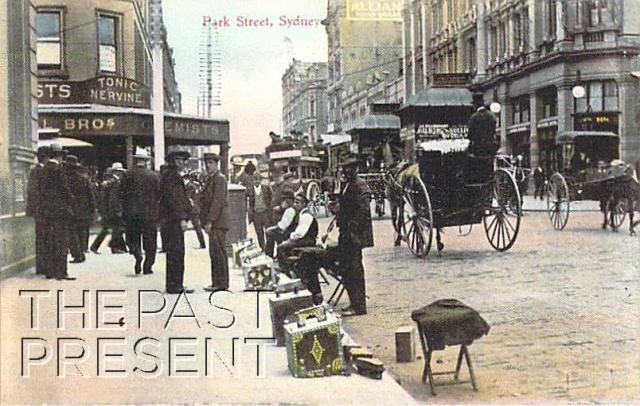 Park Street Sydney Shoe Shines  Front copy