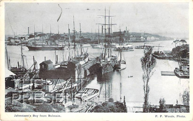Johnstone's Bay From Balmain Front copy