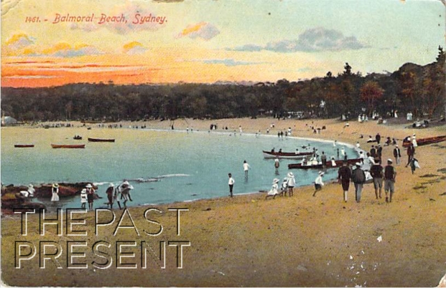 Balmoral Beach Sydney 1 Front copy