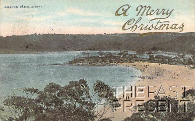 Balmoral Beach Sydney A Merry ChristmasFront copy