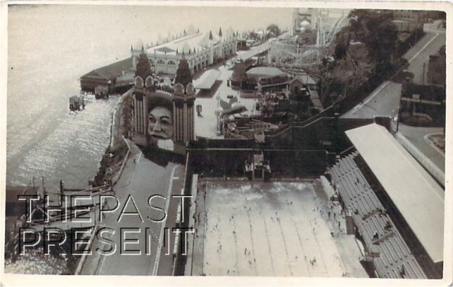 Luna Park and North Sydney pool Front copy