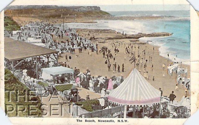 The Beach Newcastle NSW Front copy
