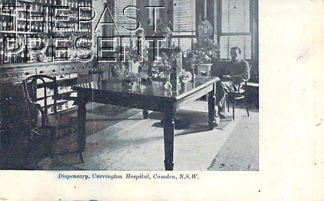 Carrington Dispensary