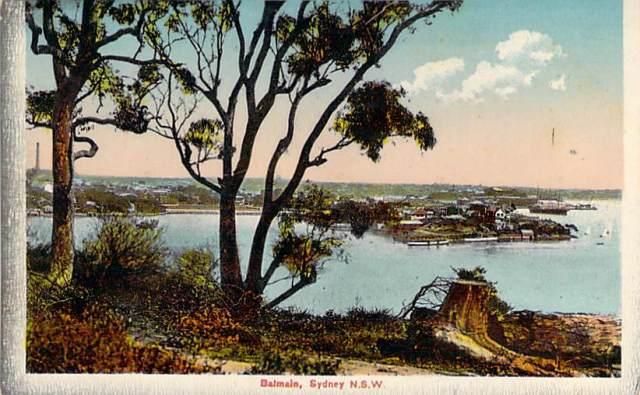 Balmain Sydney 1 Front