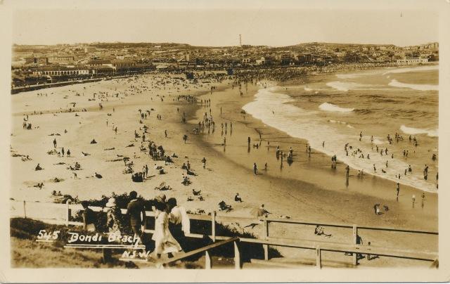 Bondi Beach Front